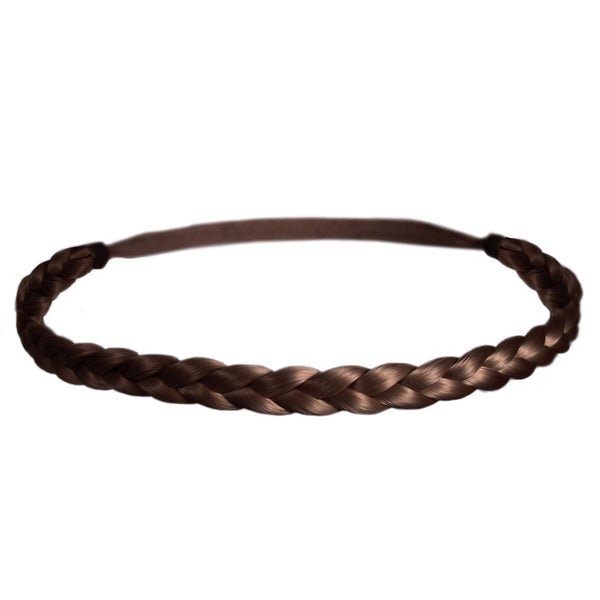 Thick Braidie® - Light Brown