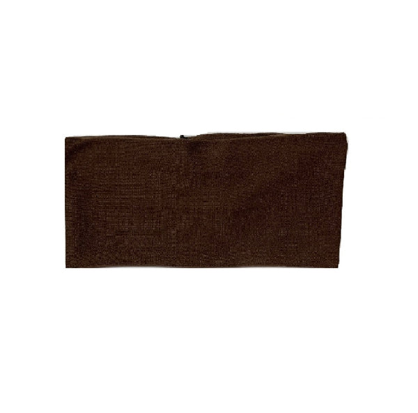 Super Soft Cloth Headband - Brown