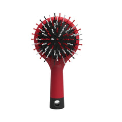 Happy Brush™ + Mirror - Red
