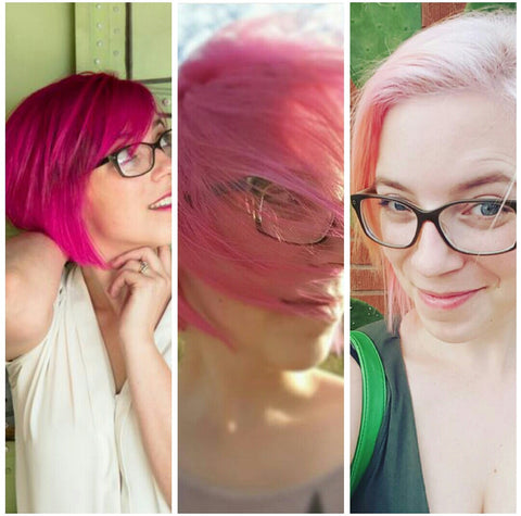 Bucket List: Things to do before you dye! – Overtone Haircare