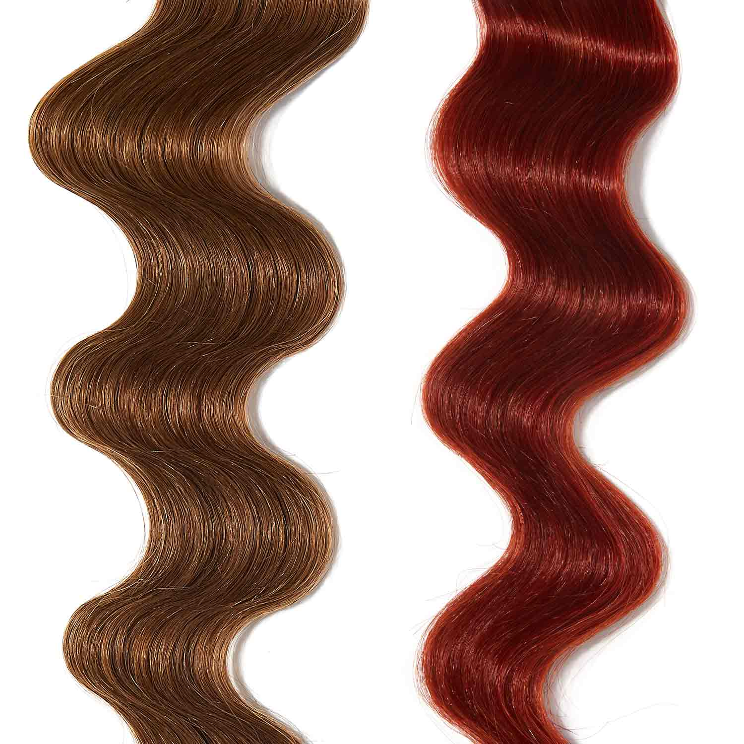 Orange for Brown Hair Coloring Conditioner