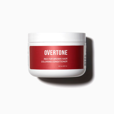 oVertone Red for Brown Coloring Conditioner