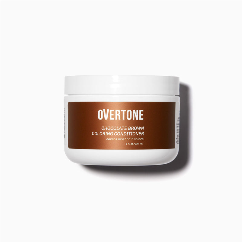 oVertone Chocolate Brown Coloring Conditioner
