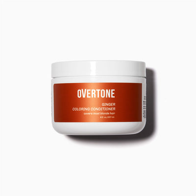 oVertone Ginger Coloring Conditioner