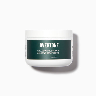 oVertone Green for Brown Coloring Conditioner