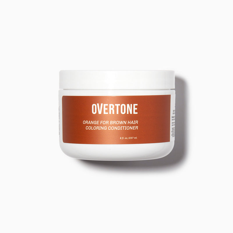 oVertone Orange For Brown Hair Coloring Conditioner