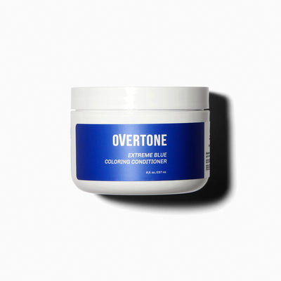 oVertone Extreme Blue Hair Coloring Conditioner