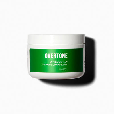 oVertone Extreme Green Coloring Conditioner