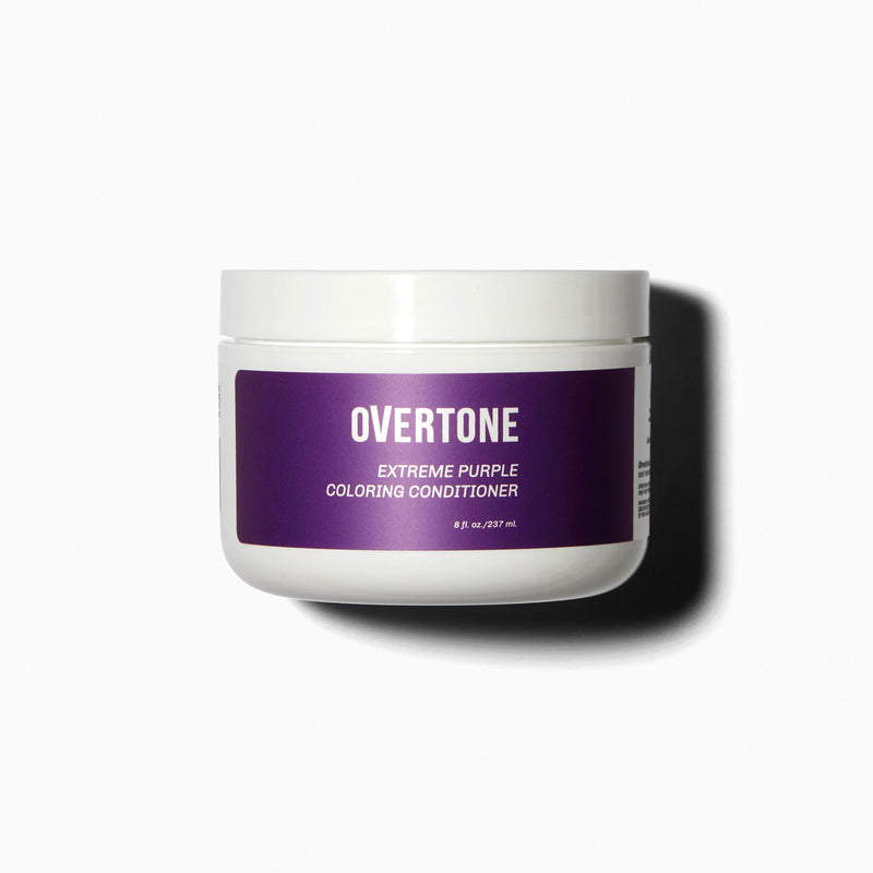 oVertone Extreme Purple Hair Coloring Conditioner