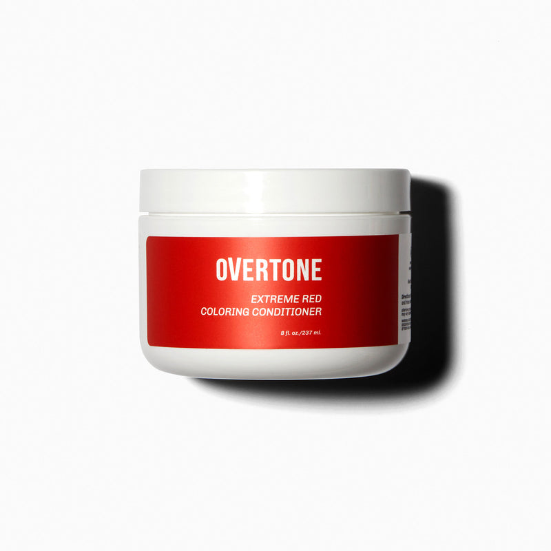 oVertone Extreme Red Coloring Conditioner