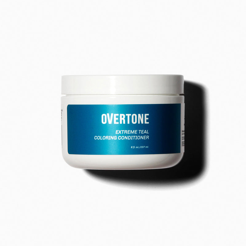 oVertone Extreme Teal Coloring Conditioner