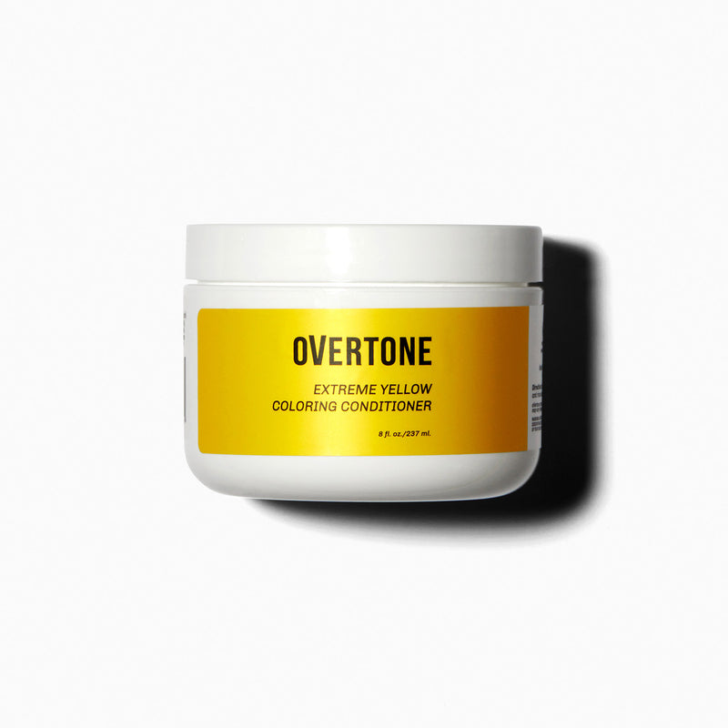 oVertone Extreme Yellow Healthy Coloring Conditioner