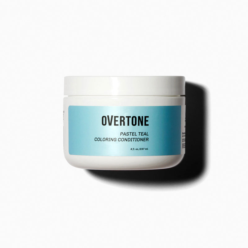 oVertone Pastel Teal Coloring Conditioner