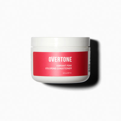 oVertone Vibrant Pink Coloring Conditioner