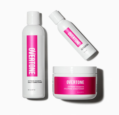oVertone Extreme Magenta Complete System