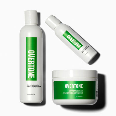 oVertone Extreme Green Complete System