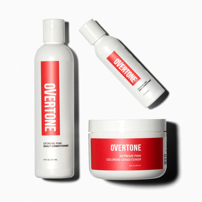 oVertone Extreme Pink Complete System