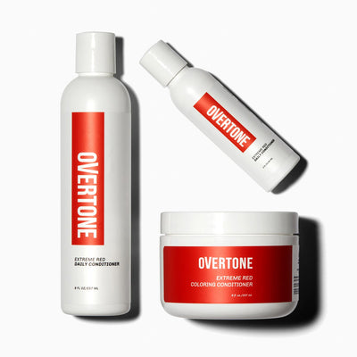 oVertone Extreme Red Complete System