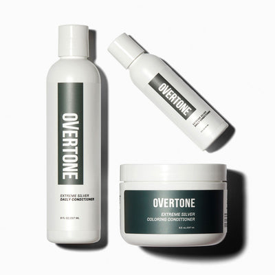 oVertone Extreme Silver Complete System