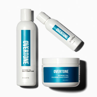 oVertone Extreme Teal Complete System