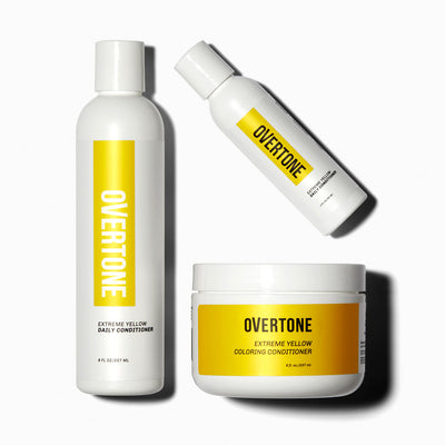 oVertone Extreme Yellow Complete System