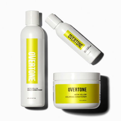 oVertone Neon Yellow Complete System
