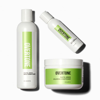 oVertone Pastel Green Complete System