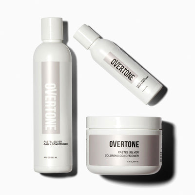 oVertone Pastel Silver Complete System