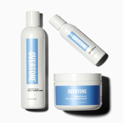 oVertone Extreme Blue Complete System
