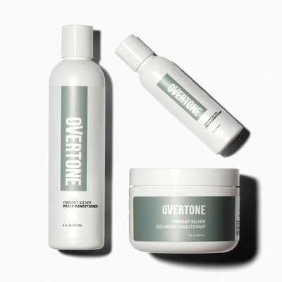 oVertone Vibrant Silver Complete System