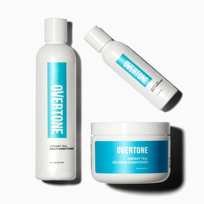 oVertone Vibrant Teal Complete System