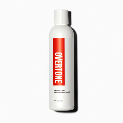 oVertone Extreme Red Daily Conditioner