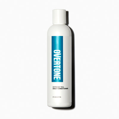 oVertone Extreme Teal Daily Conditioner