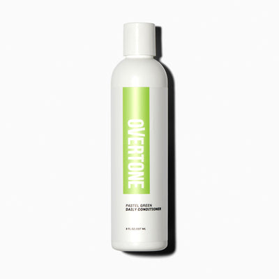 oVertone Pastel Green Daily Conditioner