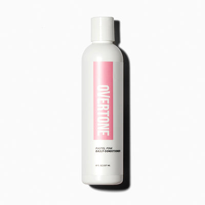 oVertone Pastel Pink Daily Conditioner