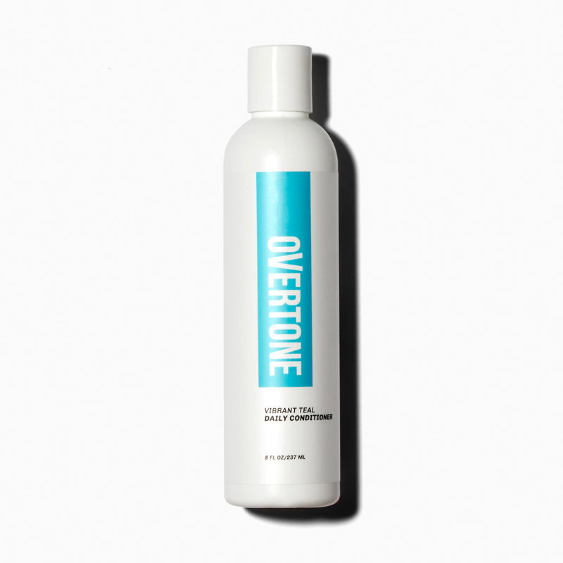 oVertone Vibrant Teal Daily Conditioner