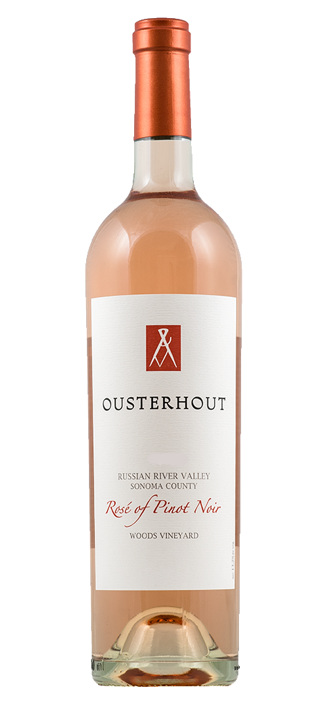 "2017 Pinot Noir Rosé, ""Woods Vineyard"", Russian River Valley"