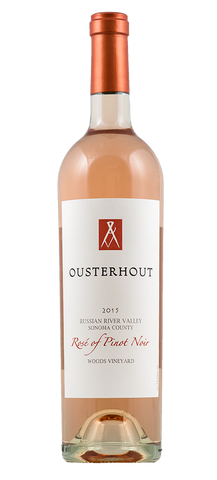 2015 Pinot Noir Rosé, Woods Vineyard, Russian River Valley