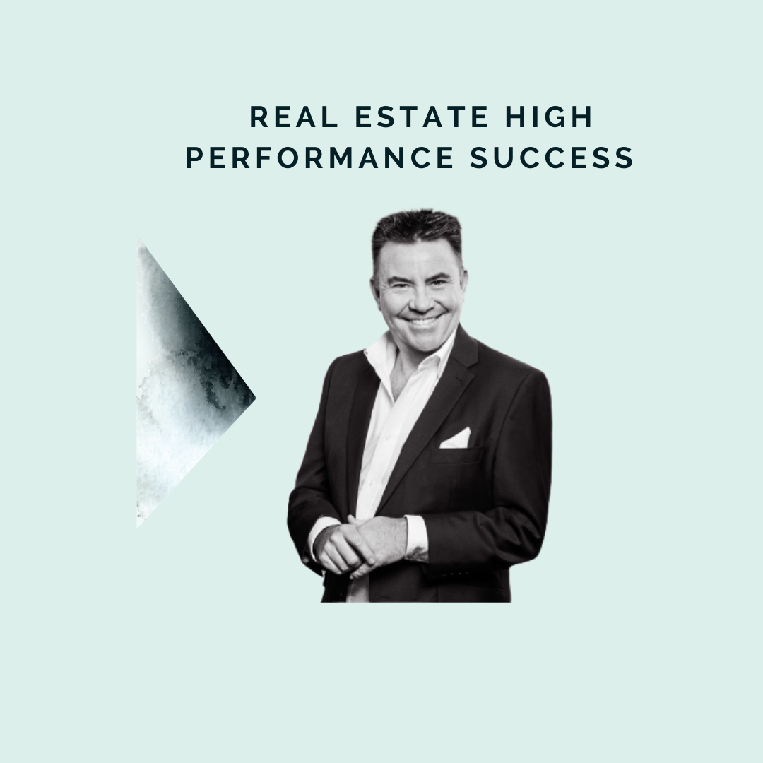 Real Estate High Performance Success