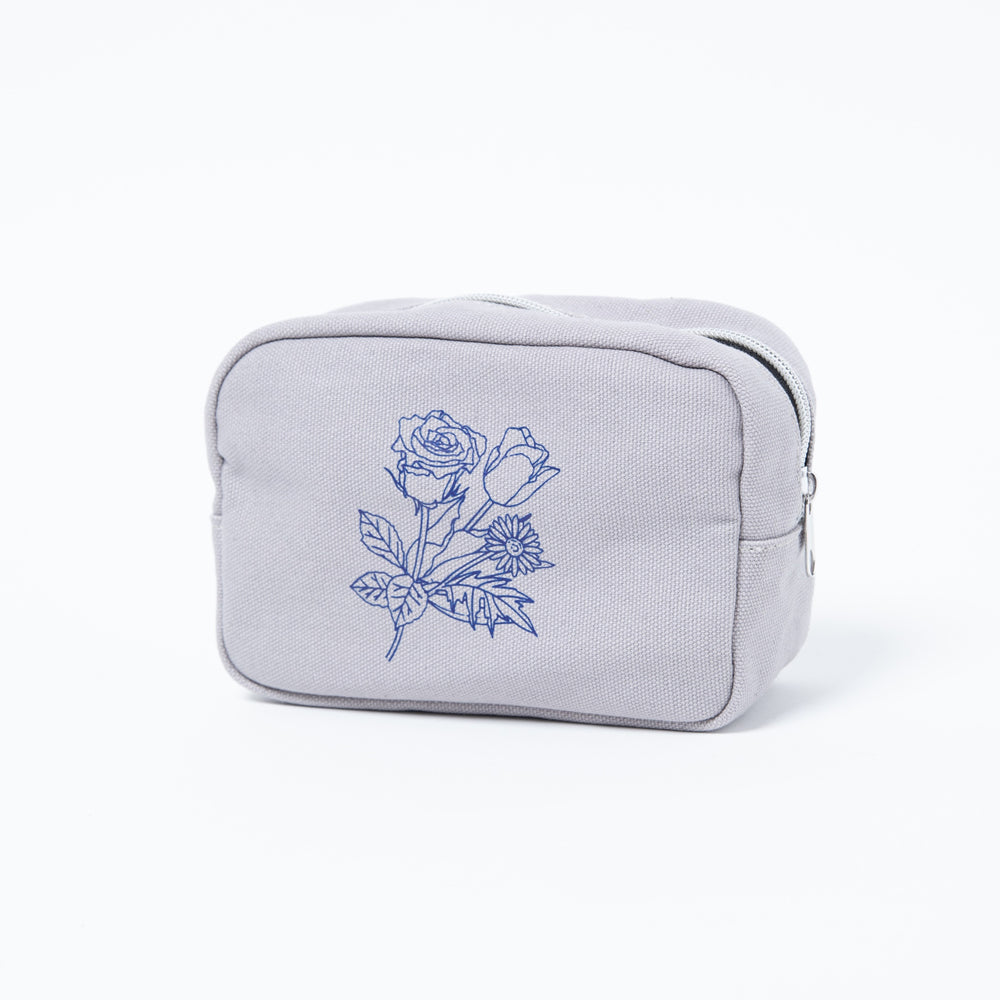 Scandal Kiss From the Darkness Pouch Grey