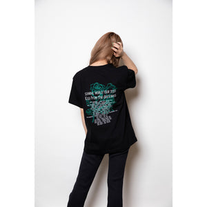 Scandal Kiss From the Darkness Tee Black