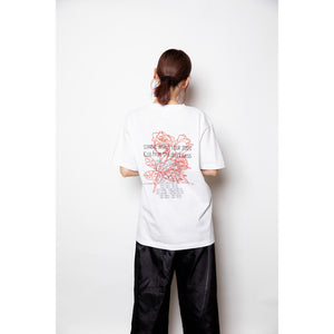 Scandal Kiss From the Darkness Tee White