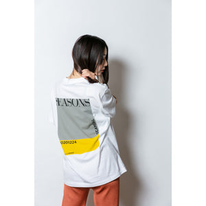 Scandal Seasons Tee White