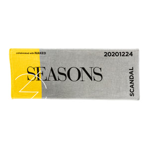 Scandal Seasons Towel