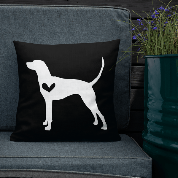 Vizsla Dog Custom Pillow