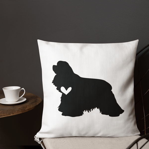 Personalized Dog Pillow Bed