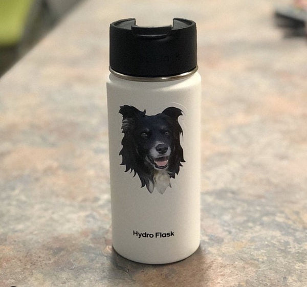 Pet Custom Sticker - Upload a pic and we will do the rest!