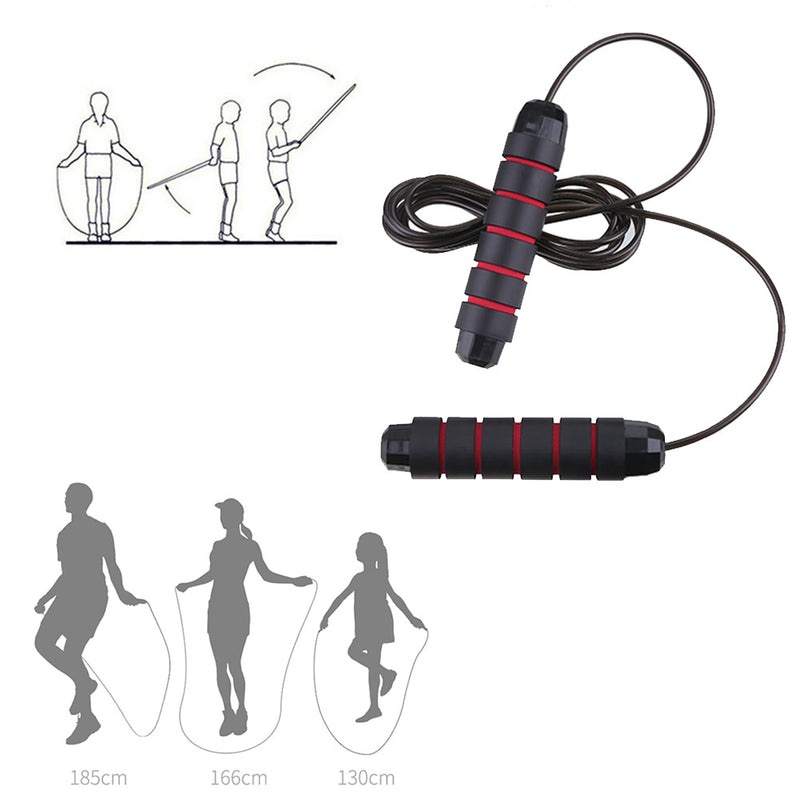 365 Fit Club Weighted Jumping Rope