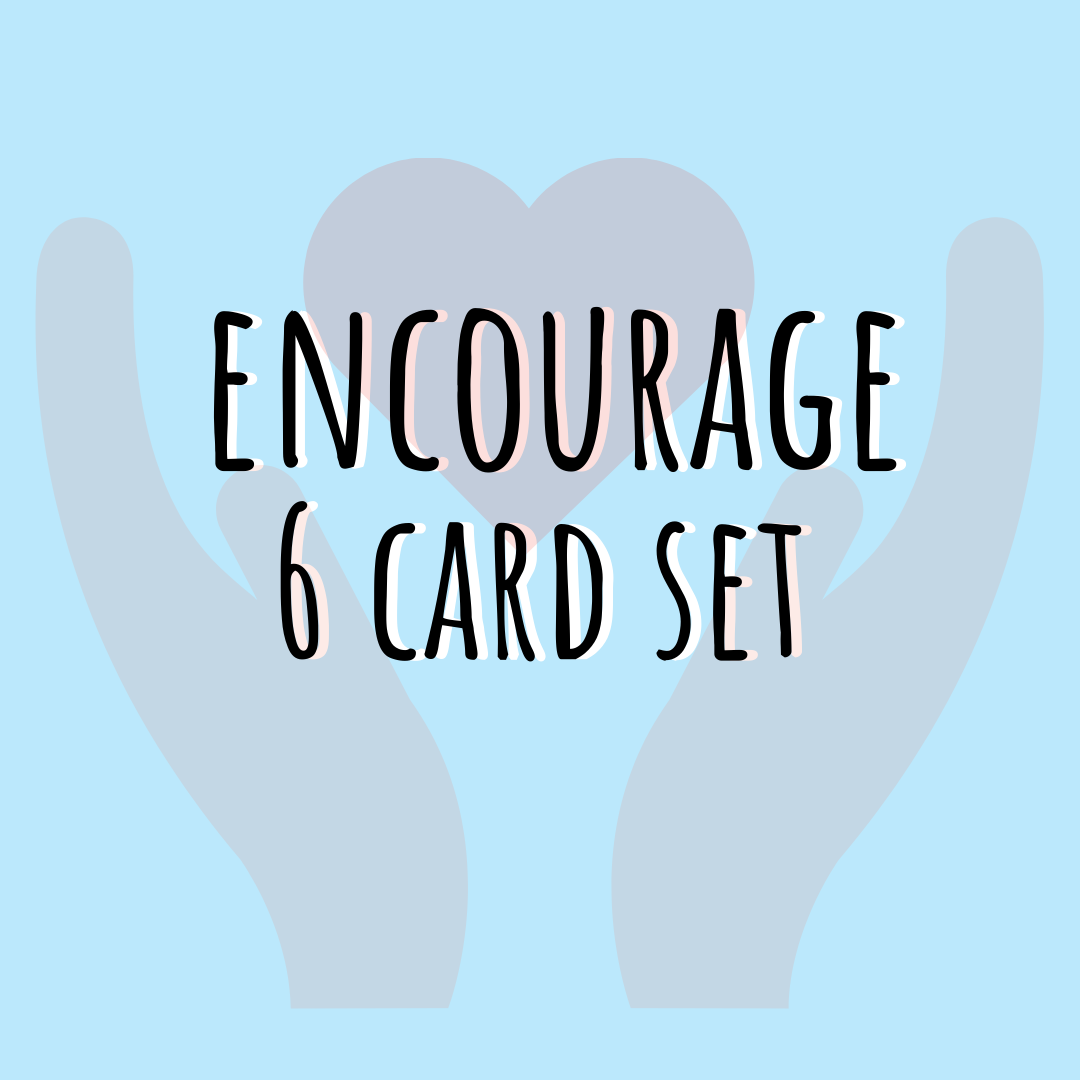 Encourage - 6 Card Set