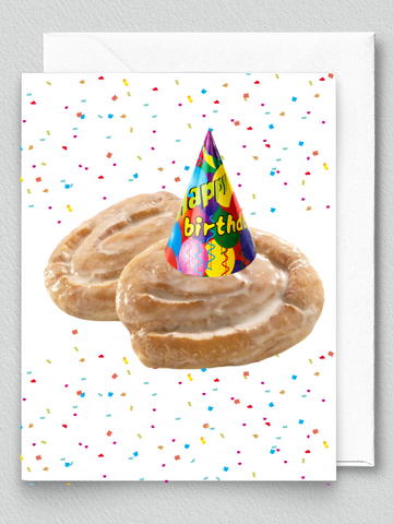 Honey Bun Birthday